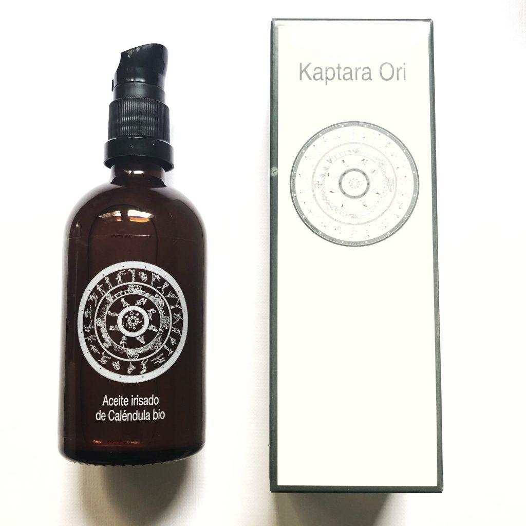 aceite irisado, aceite de calendula biologico, ecologico bio cuidado natural