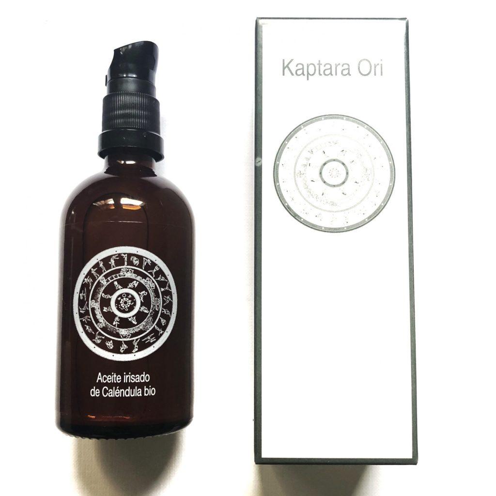 irisado efecto dorado en la piel, aceite fiestas, calendula iridescend organic vegetal