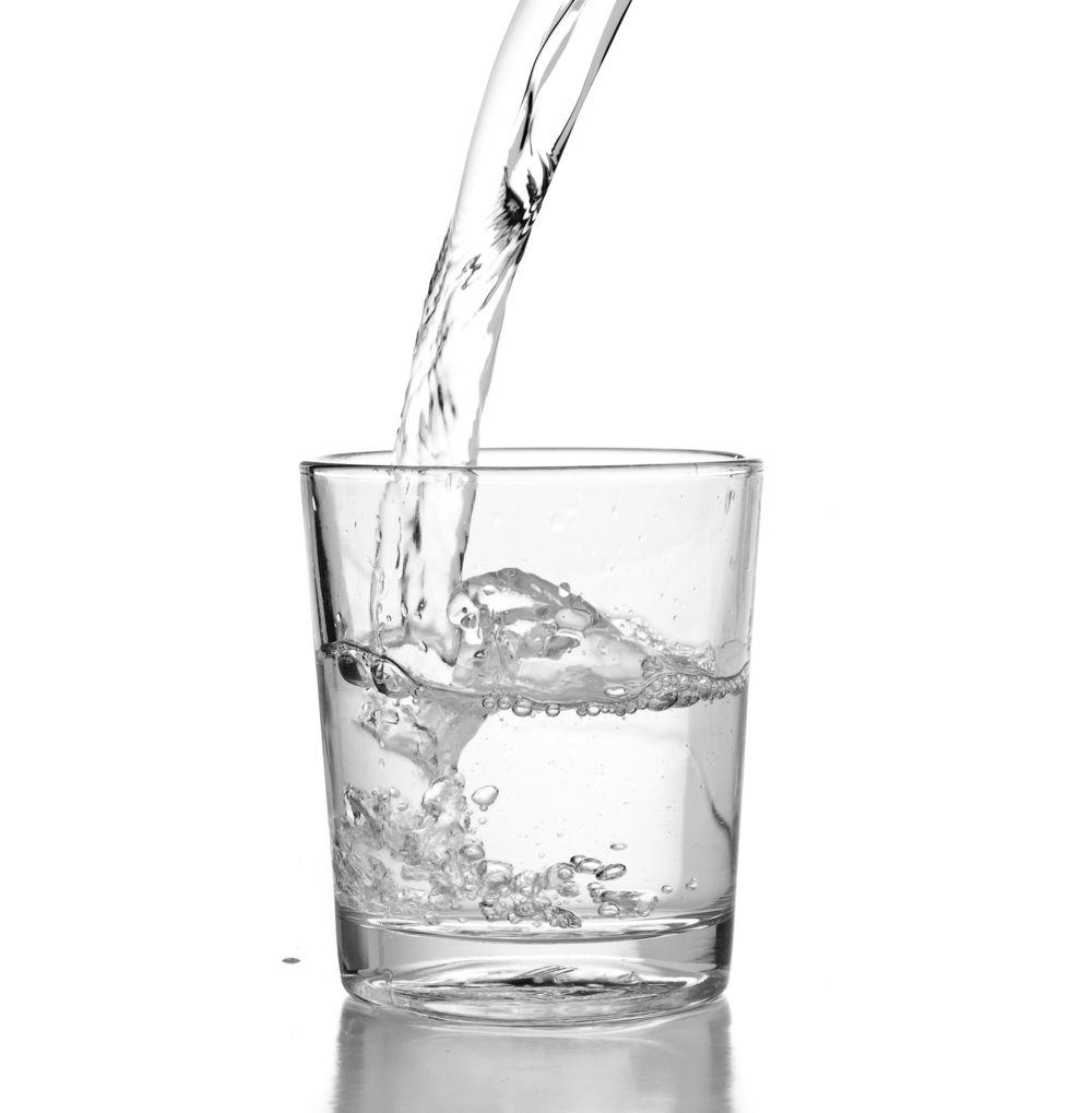 belleza coreana, agua carbonatada