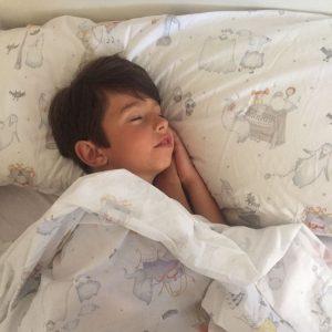Pautas de sueño Kaptara ori