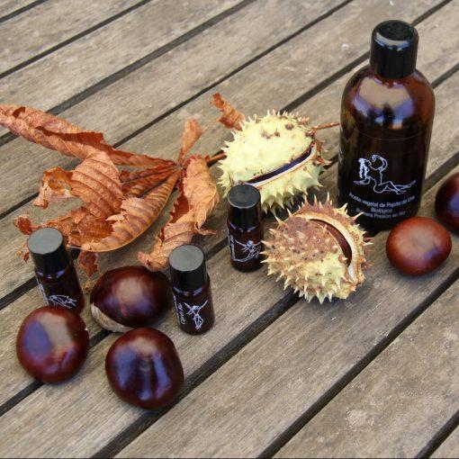 kaptara ori, aceites esenciales para el otoño