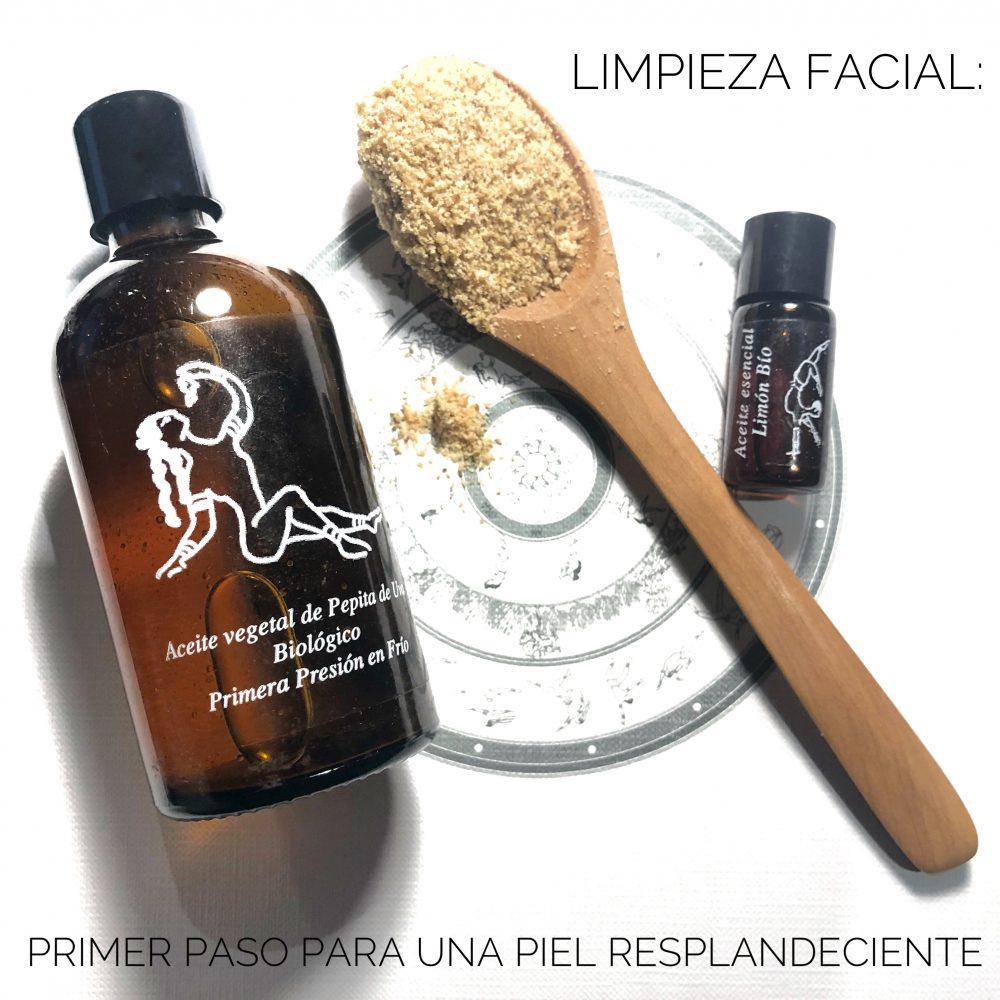 limpieza facial limpiador bifasico