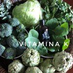Vitamina K: el secreto de la luminosidad.