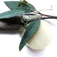 jabón natural de eucalipto bio