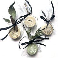 jabones naturales de glicerina y manteca de karité